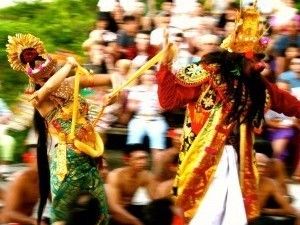 Traditionele dans Bali in Ubud